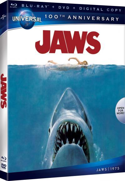 CynicNerd's 'JAWS' Blu-ray Review