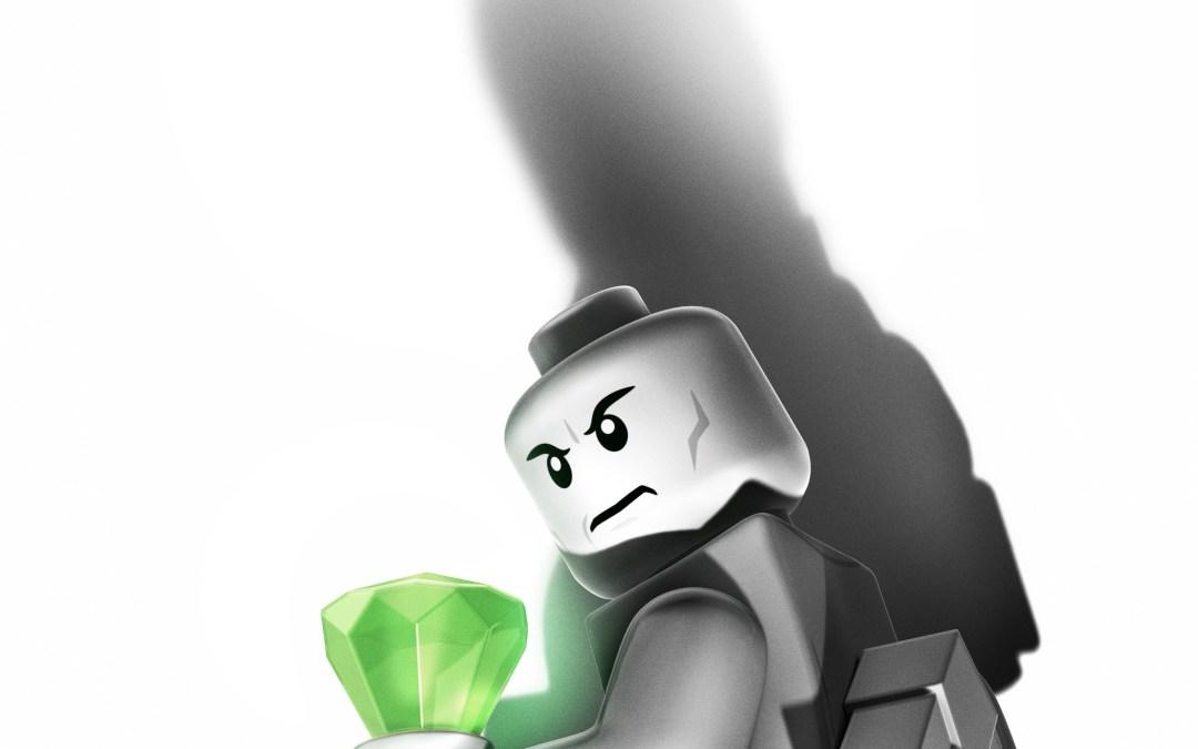 LEGO Batman visual guide by DK Publishing coming soon!