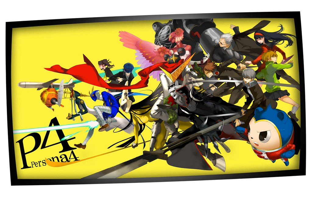 Video Game Review: Persona 4: Arena