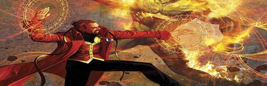 Is the Doctor in? Doctor Strange may have a role in Thor 2: The Dark World