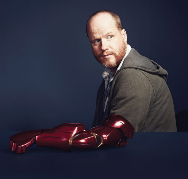 Joss Whedon talks Marvel's Phase 2, Avengers 2, and SHIELD TV show