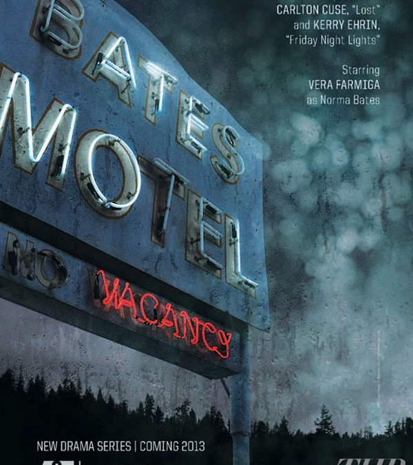 'Bates Motel' adds Freddy Highmore to play Norman Bates, plus new Poster