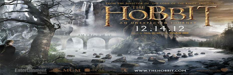 The Hobbit: An Unexpected Journey gets a great International Poster.