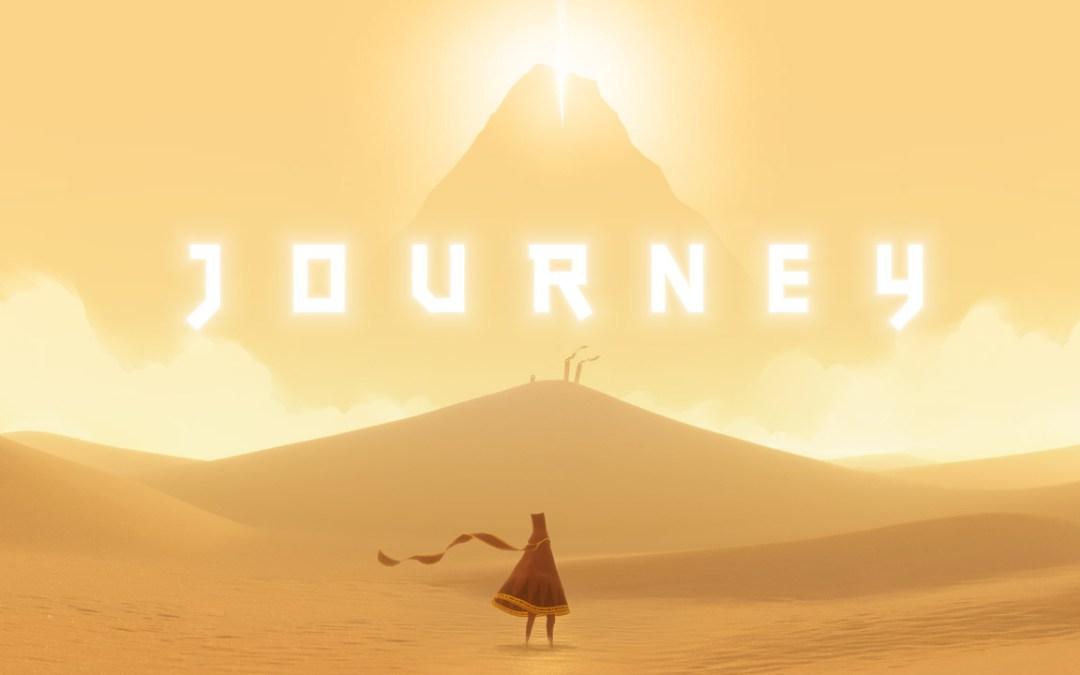 thatgamecompany's Journey