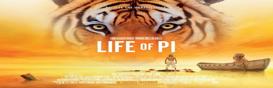 Ang Lee's 'Life of Pi' gets the international trailer treatment!