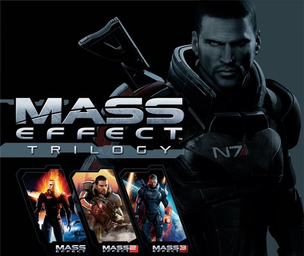 Mass Effect Trilogy gets a new box set coming out this November