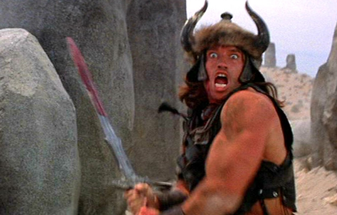 Conan the Barbarian the true sequel! Arnold Schwarzenegger talks his return to the role!