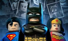 LEGO DC Universe Man of Steel Images! Superman and Zod's Showdown in Metropolis!