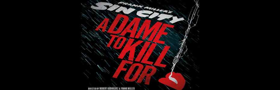 Sin City: A Dame to Kill For officially begins production!