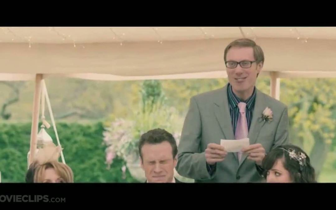 I Give It a Year trailer shows Stephen Merchant at his best.