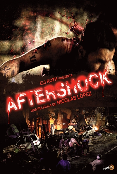 Aftershock trailer shows off a disaster thriller starring Eli Roth