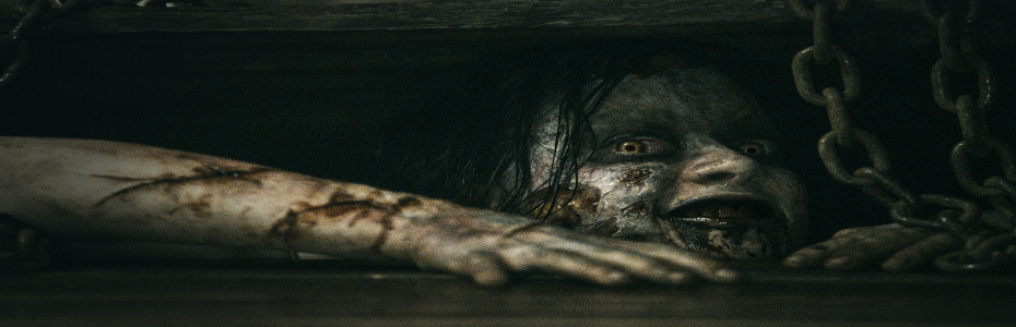 Evil Dead remake gets disgusting in the new Red-Band Trailer