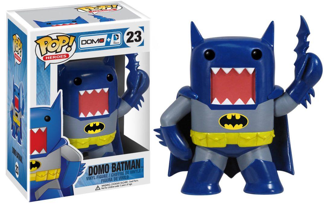 DC Comics and POP! Funko present: DC Comics DOMO X Figurines