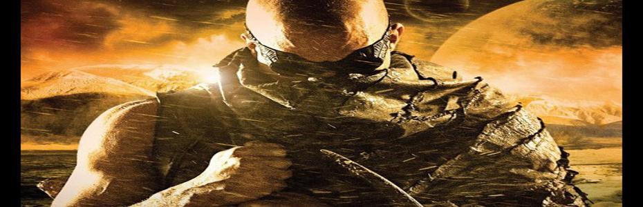 Riddick- New still that faces off Vin Diesel against Dave Bautista