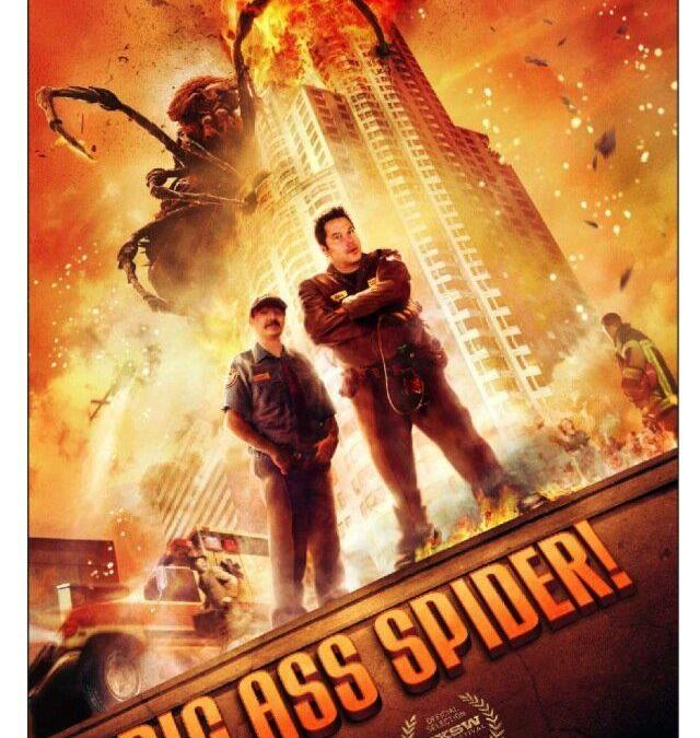 Big Ass Spider!- Mike Mendez's newest horror romp with 8 legs!