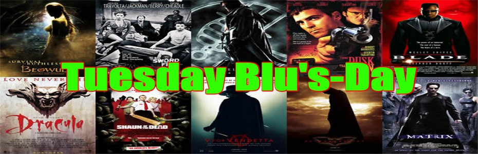 TUESDAY BLU'S-DAY: NEW RELEASES ON BLU-RAY AND DVD 2/12/13