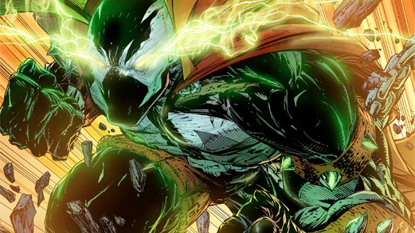 Spawn movie in the works? Todd McFarlane gives update at Toyfair!