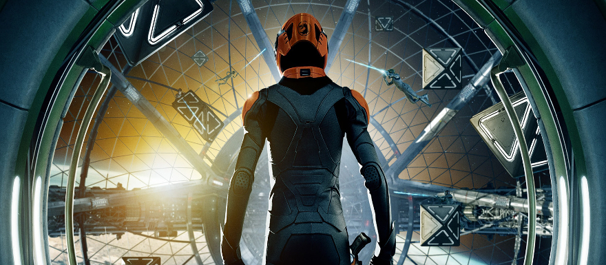 Ender's Game- New featurette shows off how the Ender's world was created!