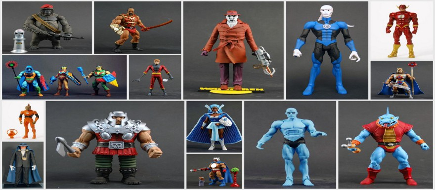 MattyCollector's April 15th Sale Preview! AKA Tax Day Toy Shopping.