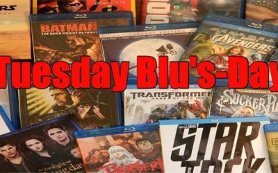 TUESDAY BLU'S DAY – NEW RELEASES ON BLU-RAY 4/17/18