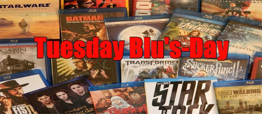 Tuesday Blusday – Movie & TV Home Releases for 4/23/19
