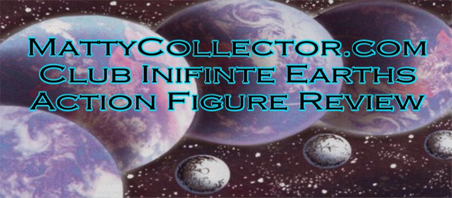 DC Universe Classics Club Infinite Earths: Fire from MattyCollector.com reviewed by CynicNerd