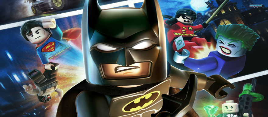 LEGO Batman DC Superheroes 2014 sets include Nightwing, Man-Bat, The Flash, and more!