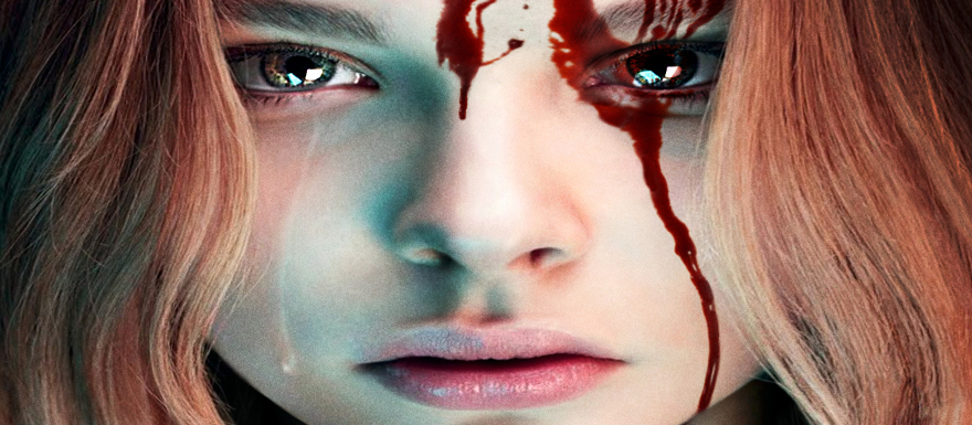 Carrie- New TV spot shows off why it's R-Rating!