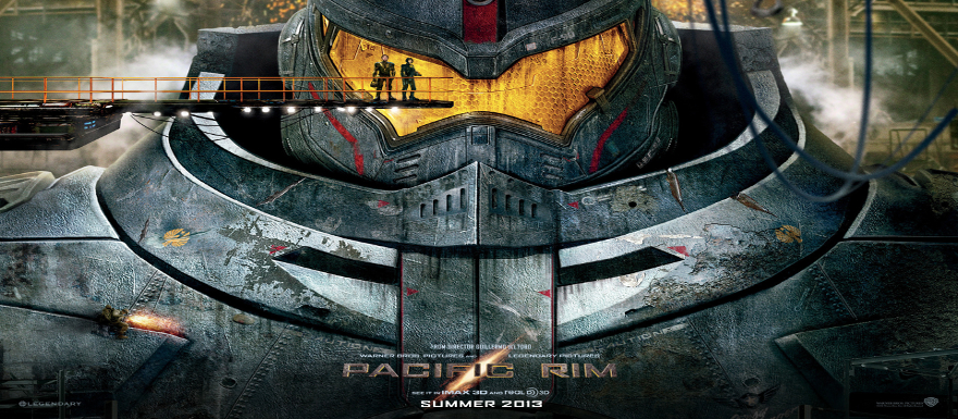 Pacific Rim- new trailers features Idris Elba speaking about 'Neural Handshakes'