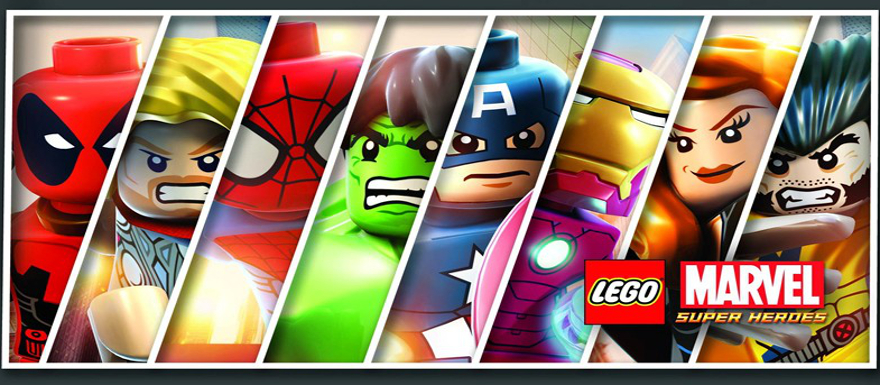 LEGO Marvel Super Heroes gets its latest trailer from Gamescom