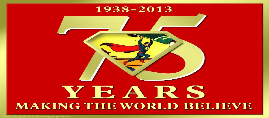 Superman 75th Anniversary animated short from Bruce Timm and Zack Snyder on the way!