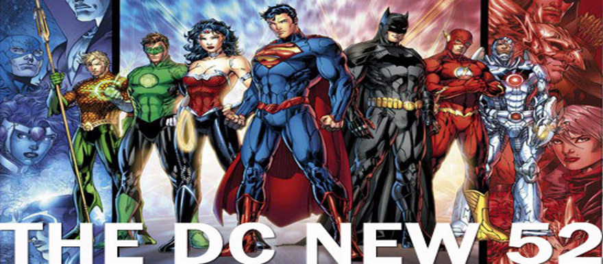 DC Comics The New 52: NEW Harley Quinn ongoing series, Villains Month/Forever Evil gets a slogan!