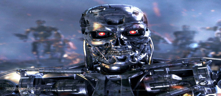 Terminator 5 is heading to Paramount and Arnold Schwarzenegger is a Terminator!