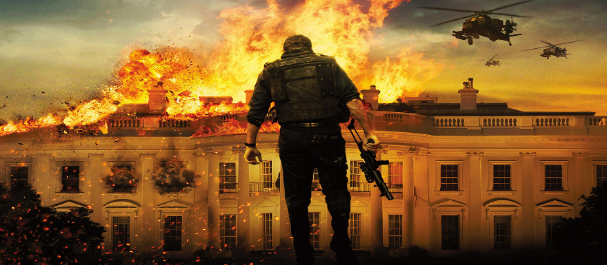 White House Down- Extended trailer of Buddy-President Actioneer!