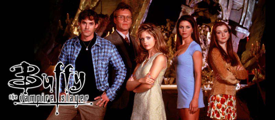 Buffy the Vampire Slayer- 30-minutes of Never-Before-Seen footage!