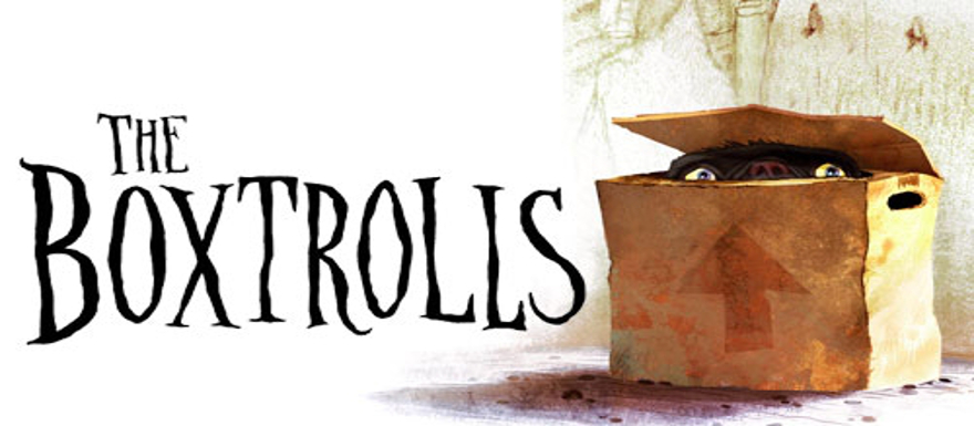 The Boxtrolls New Trailer And Poster From Laika Studios Makers Of Coraline And Paranorman Don T Forget A Towel