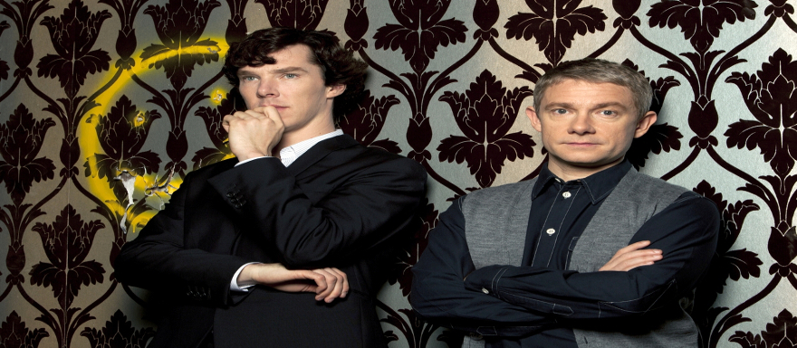 Sherlock Season 3 teaser trailer is a small taste of things to come.