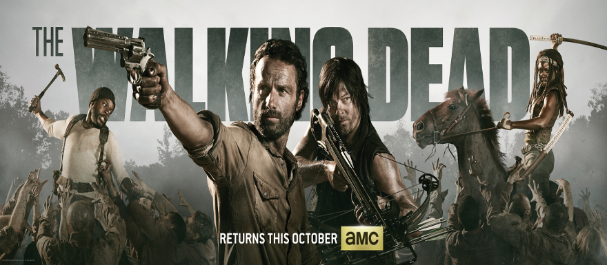 The Walking Dead Season 4- new preview shows Michonne in action!