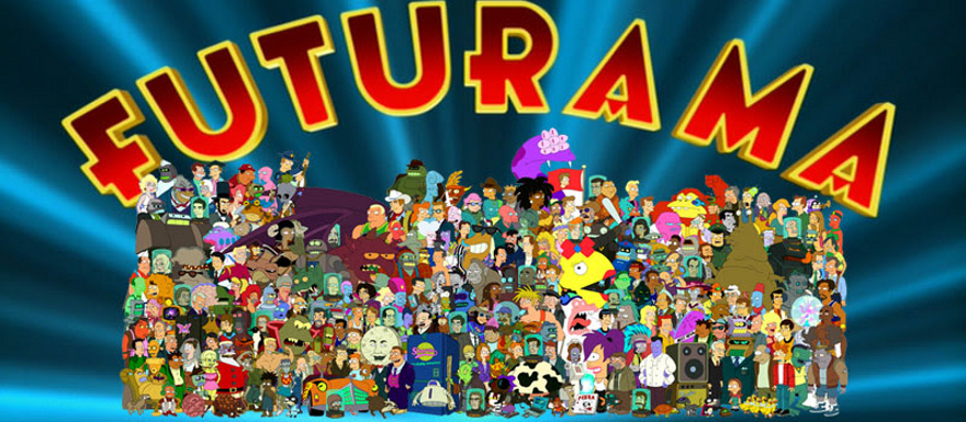 Futurama's Future Ends Today