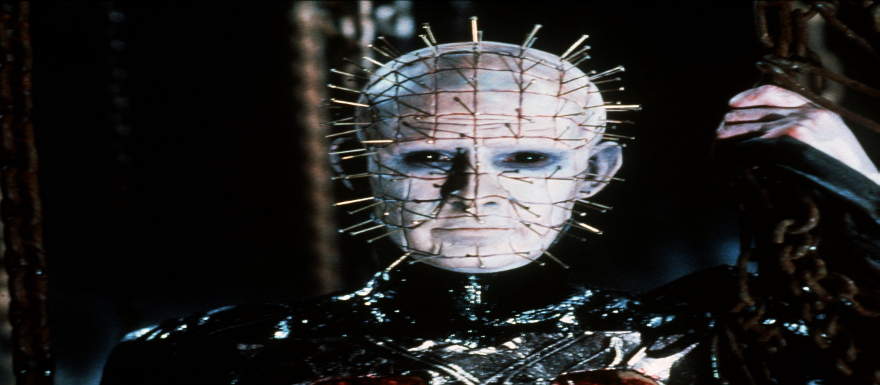 Clive Barker is going to write the remake for Hellraiser and have Doug Bradley star as Pinhead