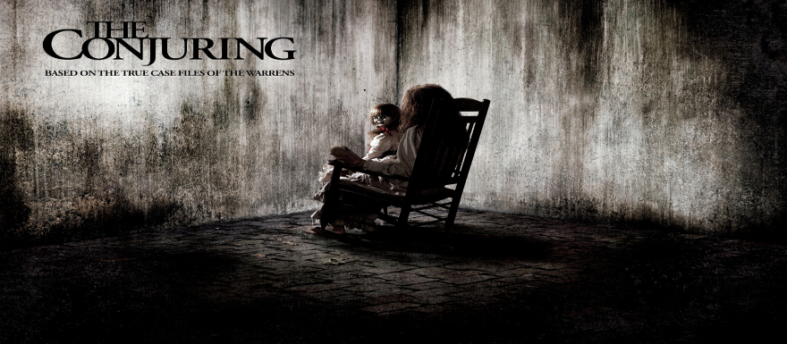 Win yourself a copy of The Conjuring from DFAT's new Blu-ray contest!