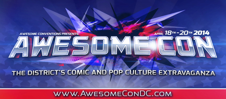 Superheroes at the Capital- Princess Marvel visits Washington's AwesomeCon