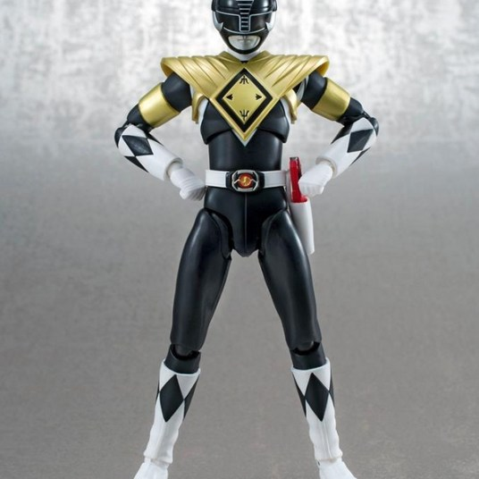 SDCC Black Ranger 01