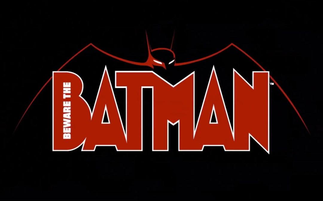 """Beware the Batman S1E18 """"Games"""" recap"""