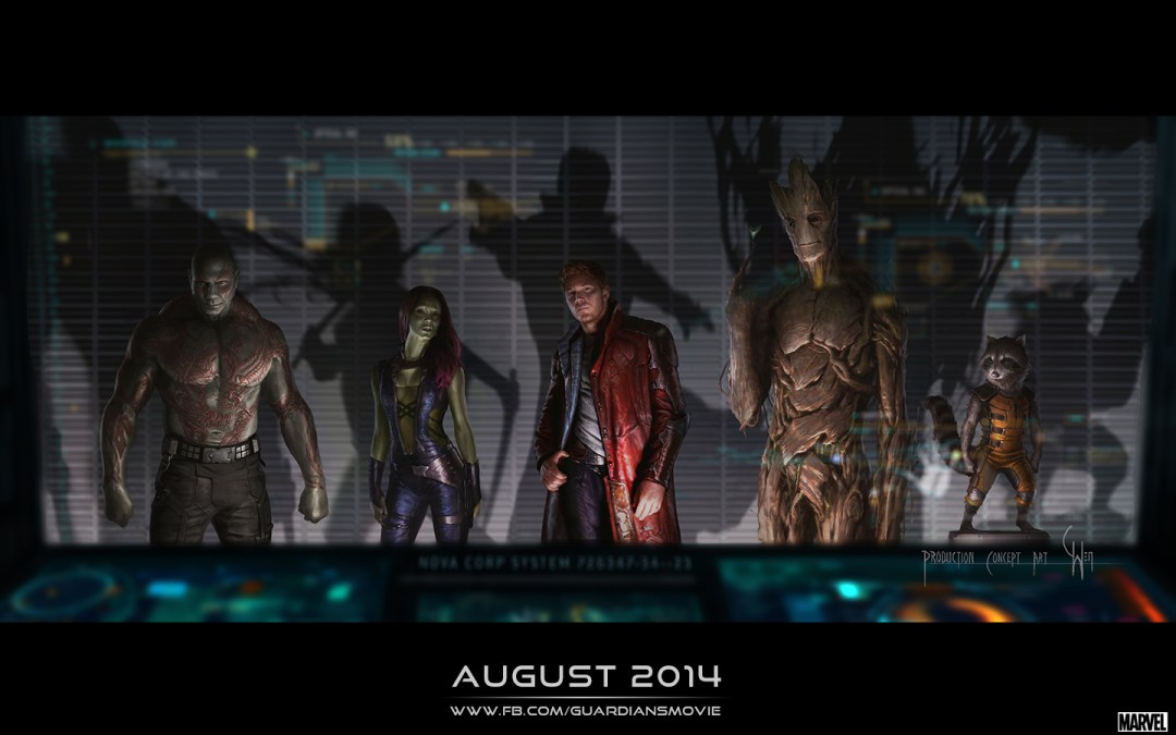 Guardians of the Galaxy movie review by The TruthSayer