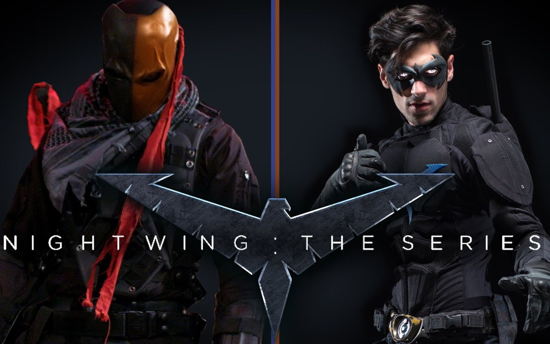 Nightwing The Series – Trailer for the AMAZING Fan Film