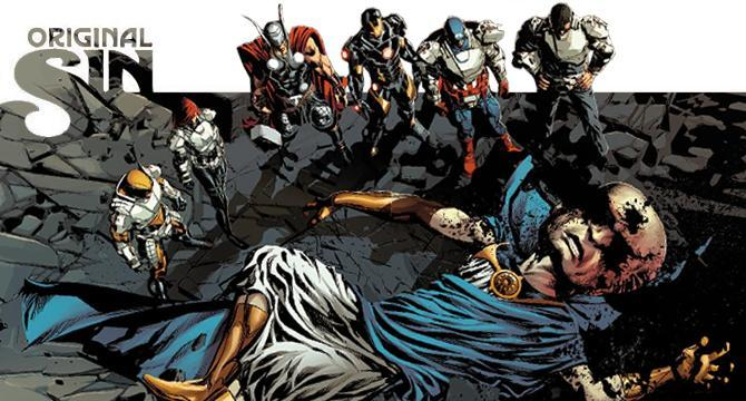Marvel's Original Sin by Jason Aaron & Mike Deodato Event recap & review