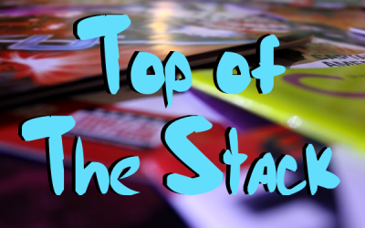 Top of the Stack: Comic Book New Releases 3/7/17