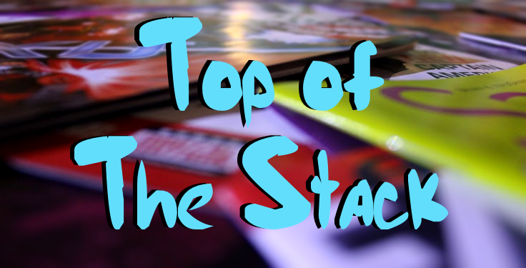 Top of the Stack: Comic Book New Releases 4/11/18