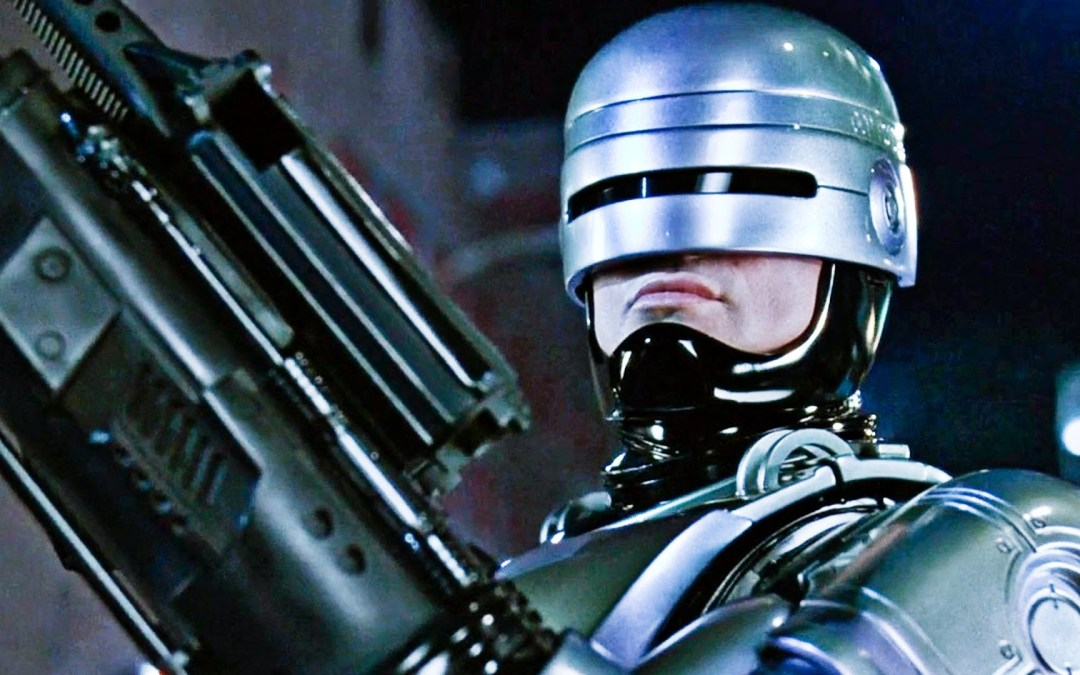 The Struggle of Robocop Is Real in this week's Caption This!